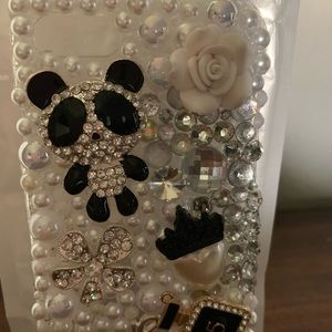Accessories - iPhone 8 Custom Blinged Out Phone Case